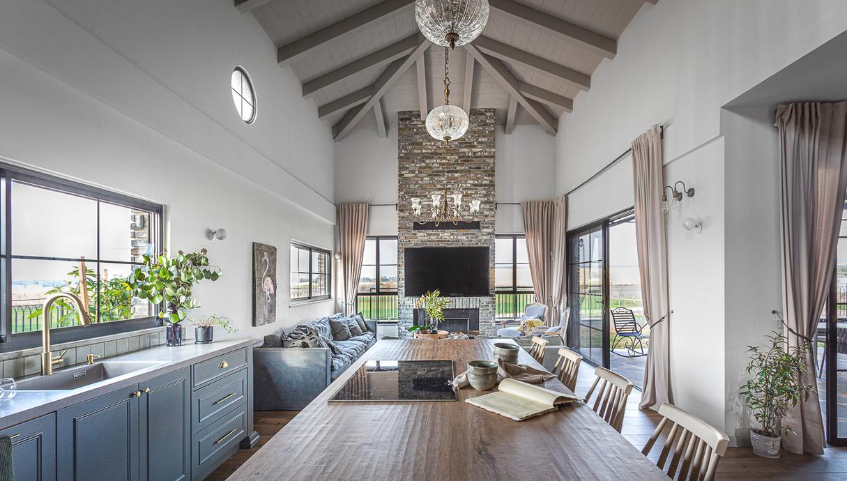בית בצפון, עיצוב דניאל רוזנבוים ותמי משולם - 15