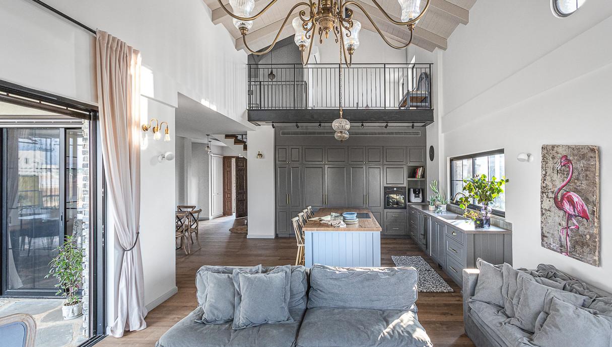 בית בצפון, עיצוב דניאל רוזנבוים ותמי משולם - 17