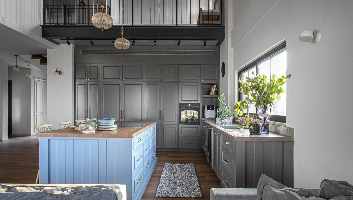 בית בצפון, עיצוב דניאל רוזנבוים ותמי משולם - 19