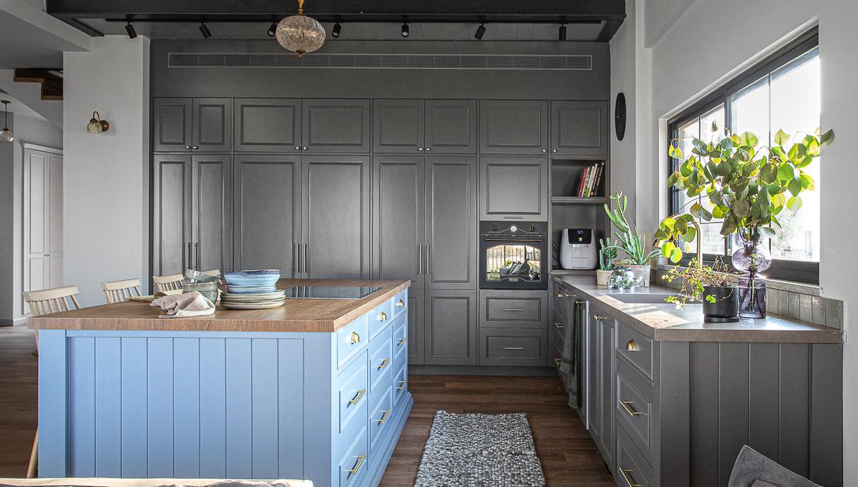 בית בצפון, עיצוב דניאל רוזנבוים ותמי משולם - 20