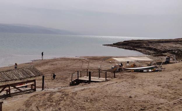 ים המלח (צילום: אילן ארנון)