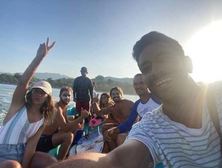 אלפי ישראלים שנמצאים בקוסטה ריקה  לא רוצים שיחלצו אותם