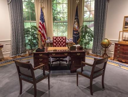 החדר הסגלגל בבית הלבן (צילום: By Joseph Sohm, shutterstock)