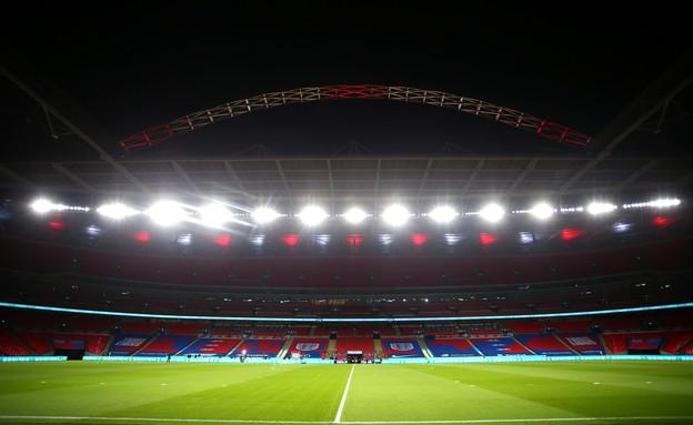 אצטדיון וומבלי (צילום: getty images)