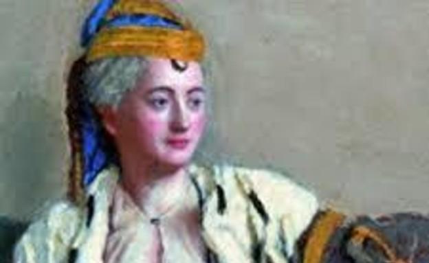 ליידי מרי וורטלי מונטגו (איור: Wikipedia)