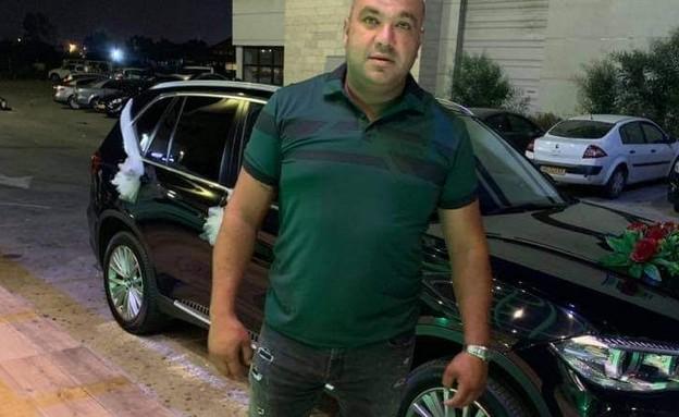 ח'אלד נאסר, תושב עכו שנרצח בנהריה