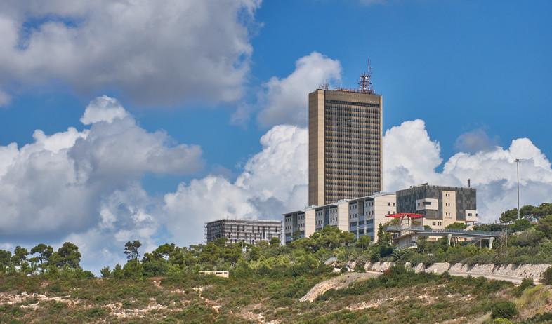 אוניברסיטת חיפה (צילום: By Art-Silvan, shutterstock)