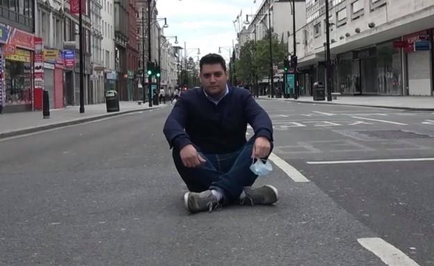 אלעד שמחיוף (צילום: באדיבות המצולם)