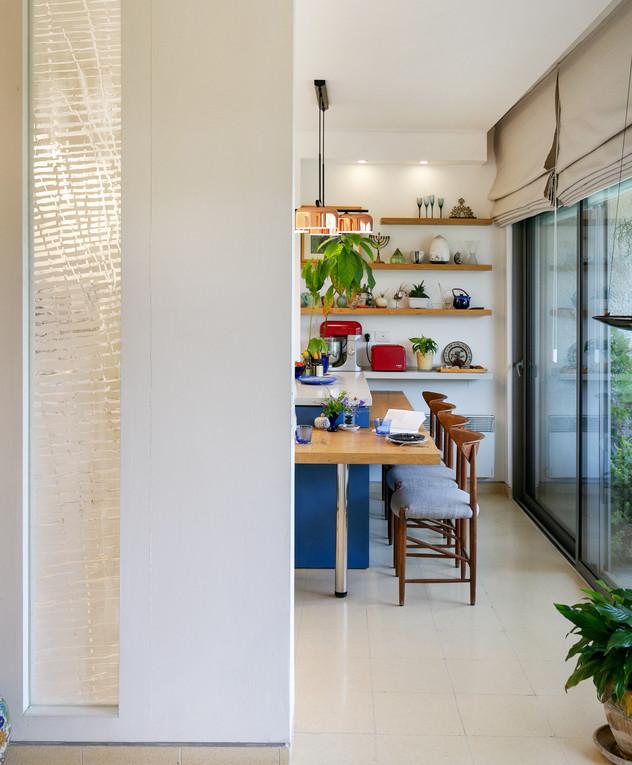 בית בירושלים, עיצוב נינה לובושיץ קורלנד, ג - 4