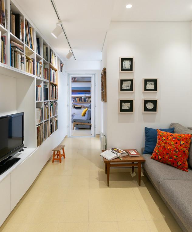 בית בירושלים, עיצוב נינה לובושיץ קורלנד, ג - 5