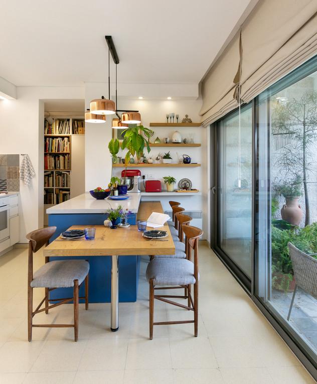 בית בירושלים, עיצוב נינה לובושיץ קורלנד, ג - 8