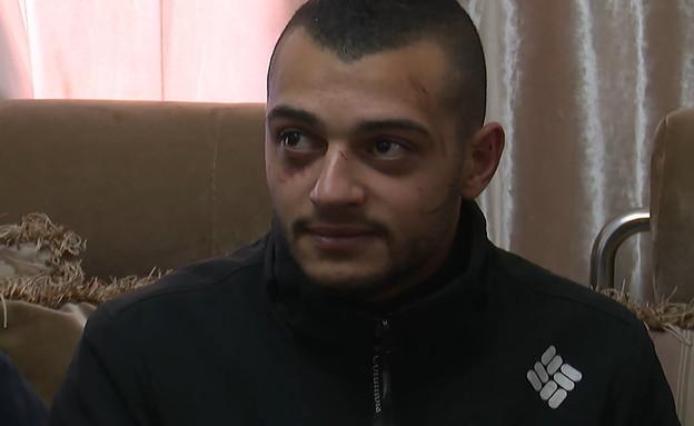איברהים חאמד, הנהג שדרס למוות צעיר בירושלים (צילום: החדשות 12, החדשות12)