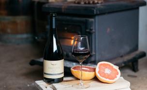 יין מכרם יחידני רמת הגולן (צילום: יחצ יקב רמת הגולן)