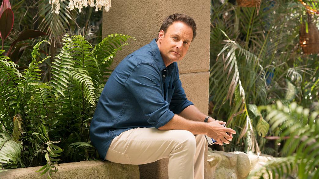"""כריס הריסון, """"הרווק בגן עדן"""" (צילום: ABC באדיבות yes, יחסי ציבור)"""