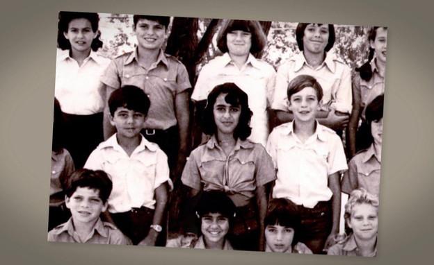 ריטה בילדותה (צילום: חדשות 12)