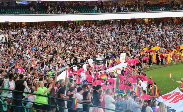 פסטיבל (צילום: James D. Morgan, GettyImages)