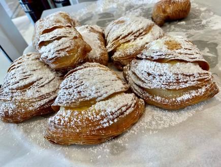 חנות פסטה דלה קזה ספוליאטלה (צילום: ריטה גולדשטיין, אוכל טוב)