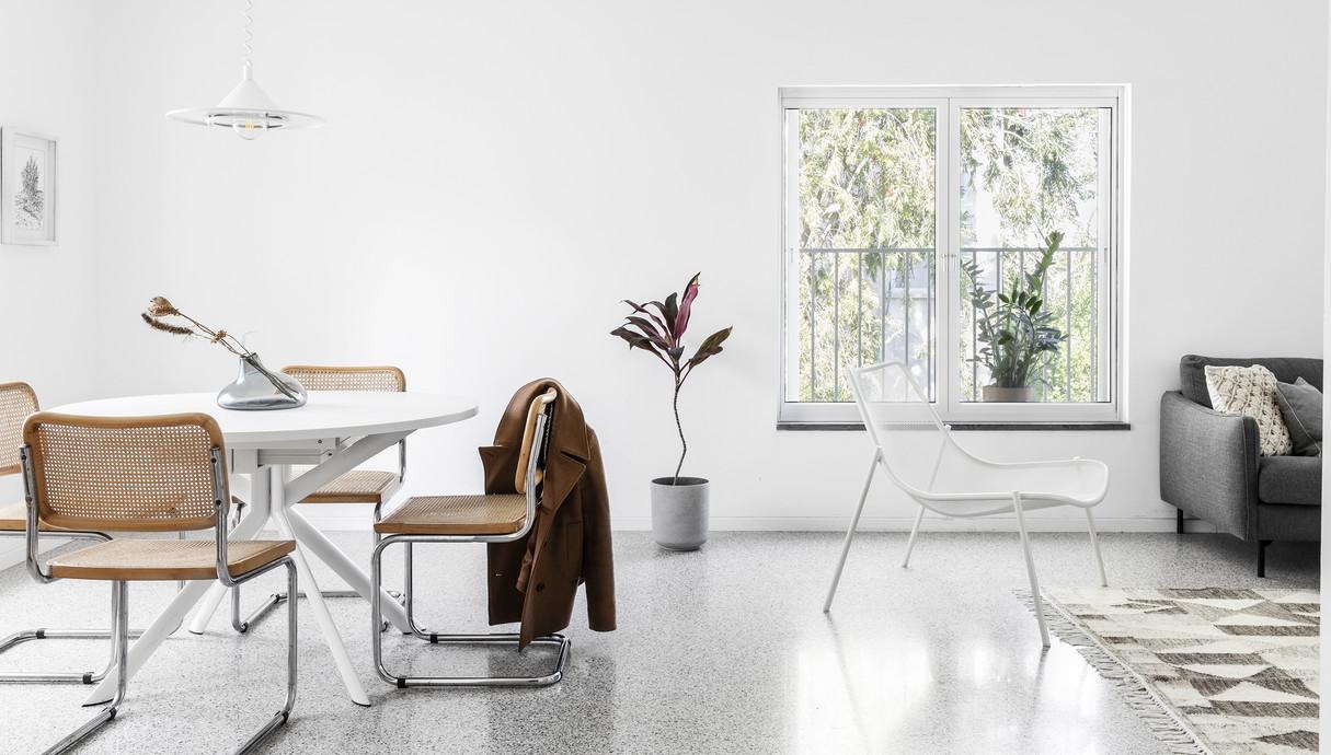 דירה ברמת גן, עיצוב רומי סילבר בנית - 1