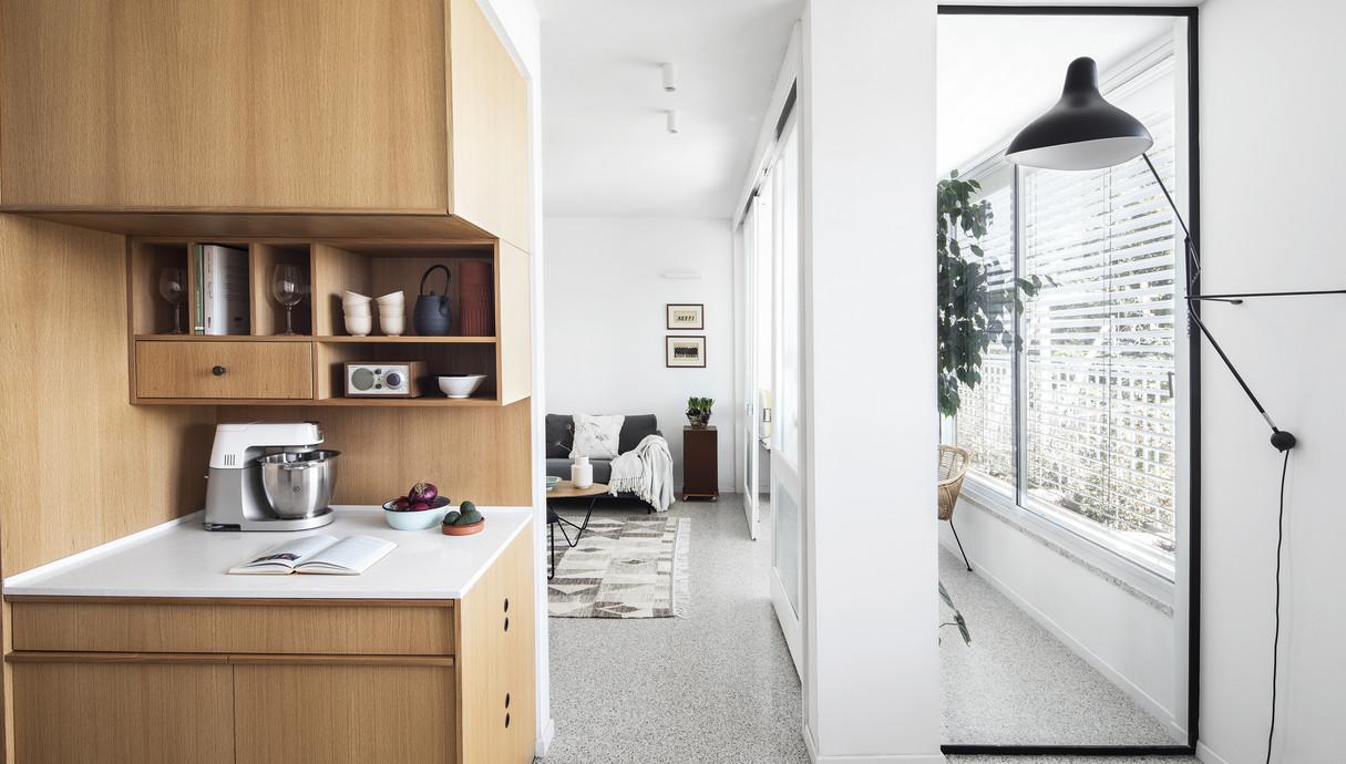 דירה ברמת גן, עיצוב רומי סילבר בנית - 2