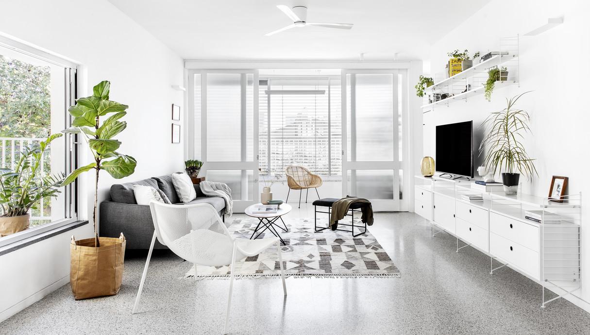 דירה ברמת גן, עיצוב רומי סילבר בנית - 3