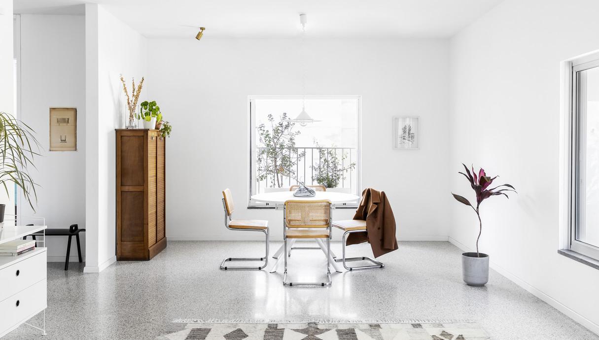 דירה ברמת גן, עיצוב רומי סילבר בנית - 23