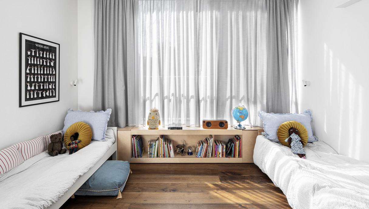 דירה ברמת גן, עיצוב רומי סילבר בנית - 31