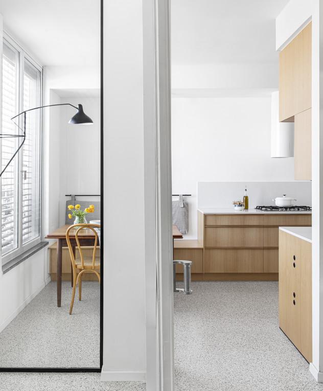דירה ברמת גן, עיצוב רומי סילבר בנית, ג - 12
