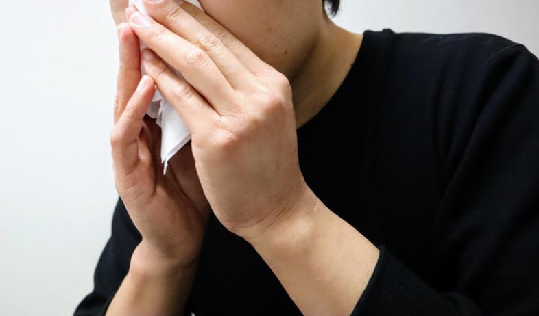 מקנח את האף (אילוסטרציה:  masamasa3, shutterstock)