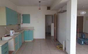 דירה ברחובות, עיצוב ענת שתיוי, הדירה לפני השיפוץ - 1 (צילום: ענת שתיוי)
