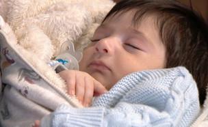"""הסבתא המיילדת שיילדה את בתה (צילום: מתוך """"חדשות הבוקר"""" , קשת 12)"""