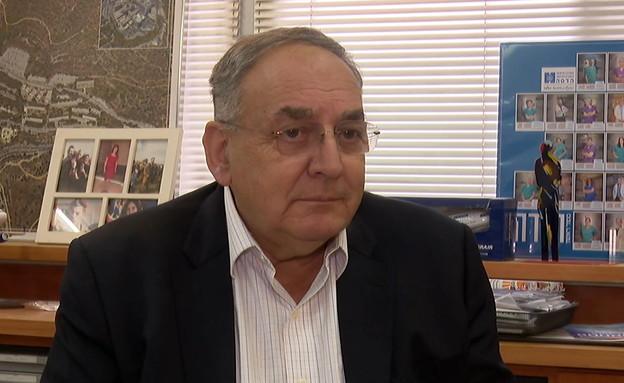 פרופסור זאב רוטשטיין (צילום: N12)