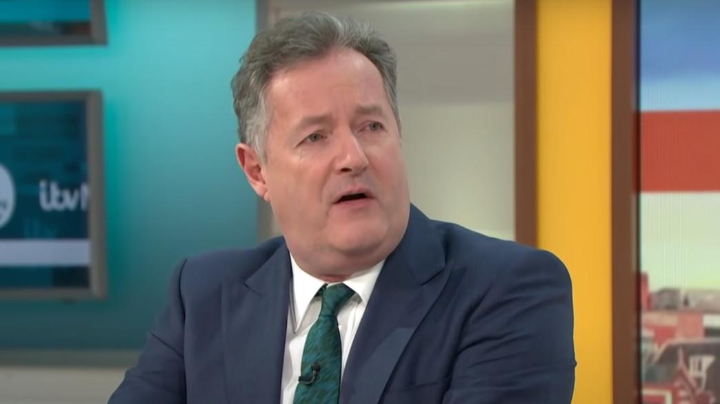 פירס מורגן, 2021 (צילום: ITV, צילום מסך)