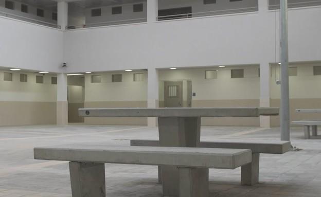 """הכלא (צילום: דובר צה""""ל )"""