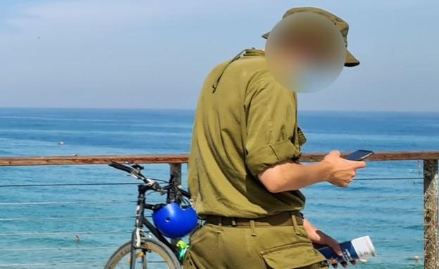 חייל צה''ל (צילום: Alex Eidelman, Shutterstock)