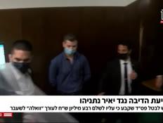 תביעת הדיבה נגד יאיר נתניהו (צילום: חדשות)