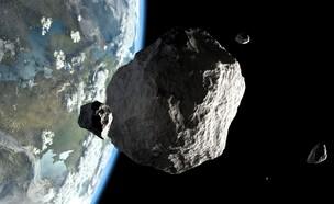 אסטרואיד (צילום: Alexyz3d, שאטרסטוק)