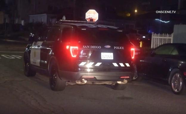 שני צעירים ישראלים מתו בסן דייגו (צילום: twitter)