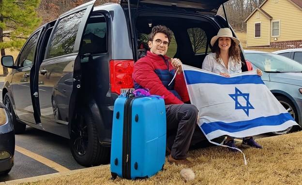 שליחי הסוכנות היהודית - בחירות 2021 (צילום: הסוכנות היהודית)