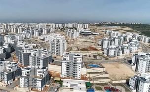 """שכונת """"בצוותא"""" בחריש: השכונה השיתופית הראשונה בישראל (צילום: שפיר מגורים, רודי אלמוג)"""