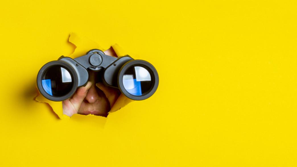 איש מחפש (אילוסטרציה: shutterstock)