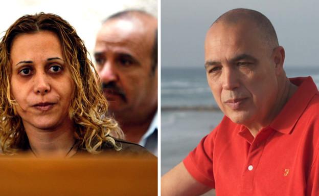 שלומי אלון, בעלה לשעבר של אתי אלון (צילום: חדשות 12)