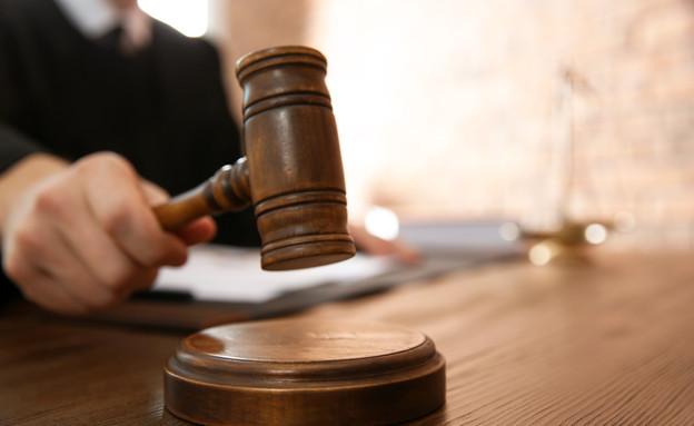 בית משפט (צילום: New Africa, shutterstock)