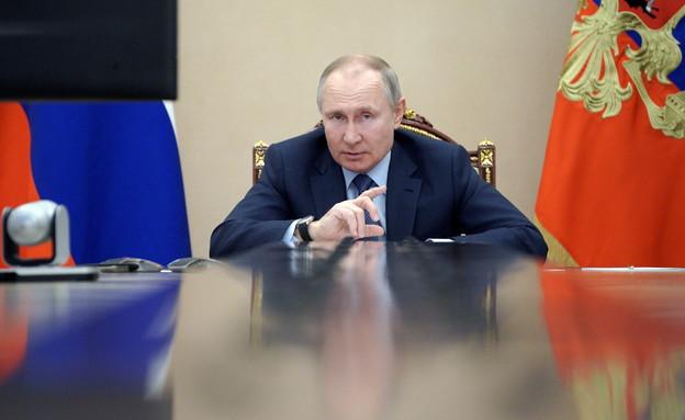 ולדימיר פוטין (צילום: רויטרס, שי פרנקו, רויטרס)