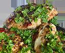 11 - פילה אמנון מטוגן ואפוי בתנור (צילום: שירי עמית)