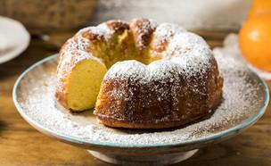 עוגת תפוזים ושקדים (צילום: בבושקה הפקות)
