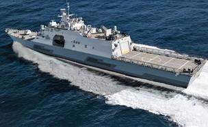 הספינה (צילום: Lockheed Martin)