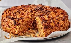 עוגת בולונז (צילום: אמיר מנחם, אוכל טוב)