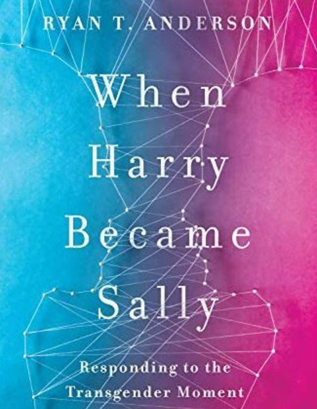 """עטיפת הספר """"כשהארי הפך לסאלי"""""""