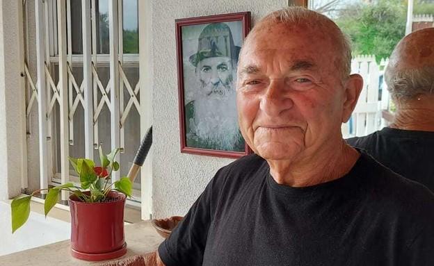 אברהם טאובר (צילום: פרטי)