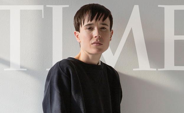 אליוט פייג', 2021 (צילום: Wynne Neilly for TIME)